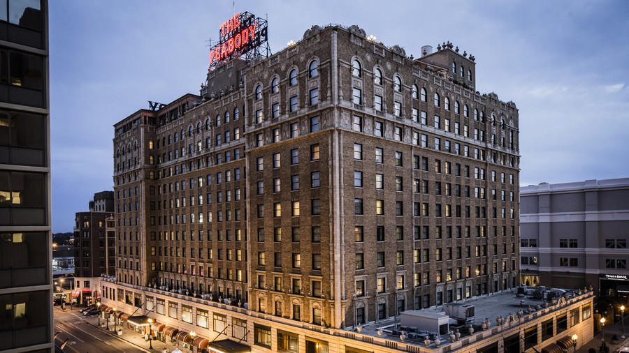 The top 10 wedding venues in memphis southern living the peabody hotel wedding venue junglespirit Image collections