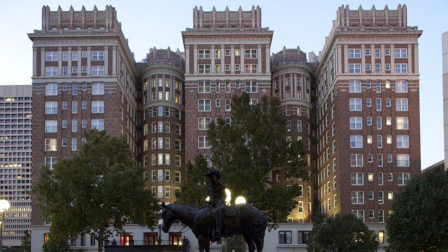Oklahoma: The Skirvin Hilton