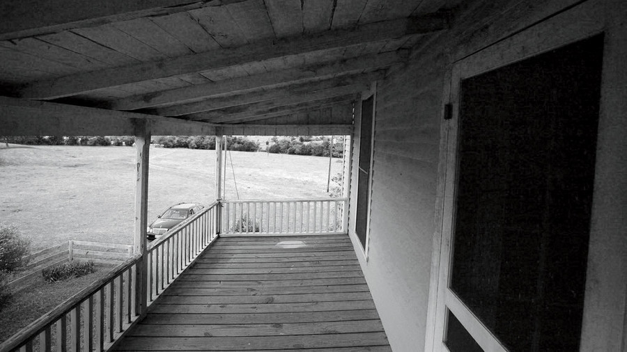 The Porch with a View