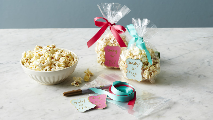 "How-To: ""Ready to Pop"" Popcorn Bags"
