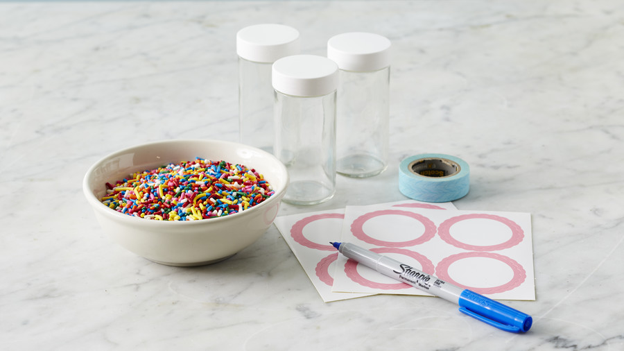 "How-To: ""Sprinkled with Love"" Sprinkles"