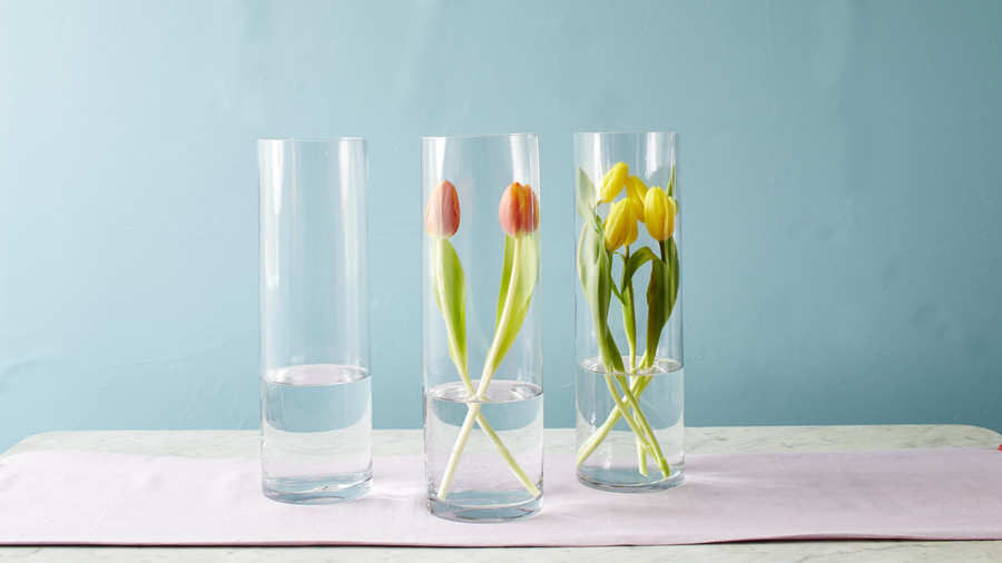 How-To: Tulip Centerpieces