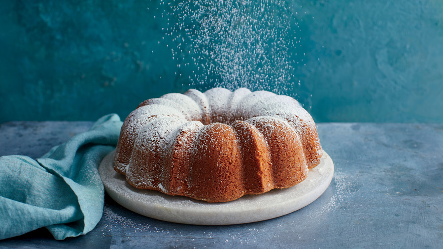May- Classic Southern Pound Cake