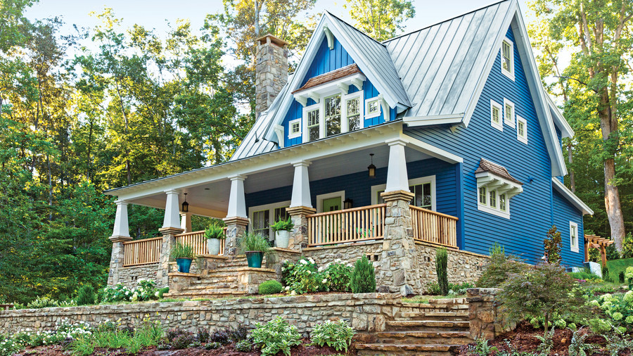 Southern house plans southern living for Old southern house plans