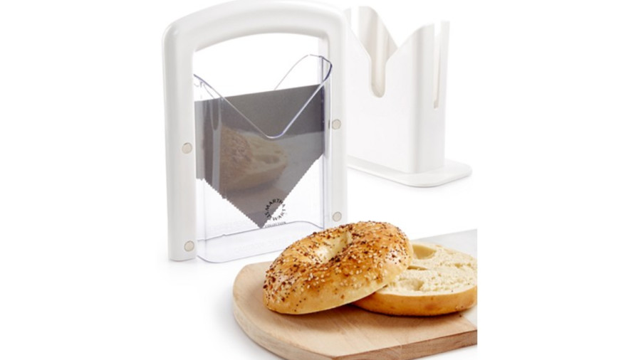 Martha Stewart Collection Bagel Slicer