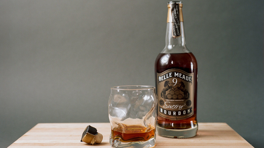 Best Outside-the-Box Bourbon: Belle Meade Bourbon Sherry Cask Finish