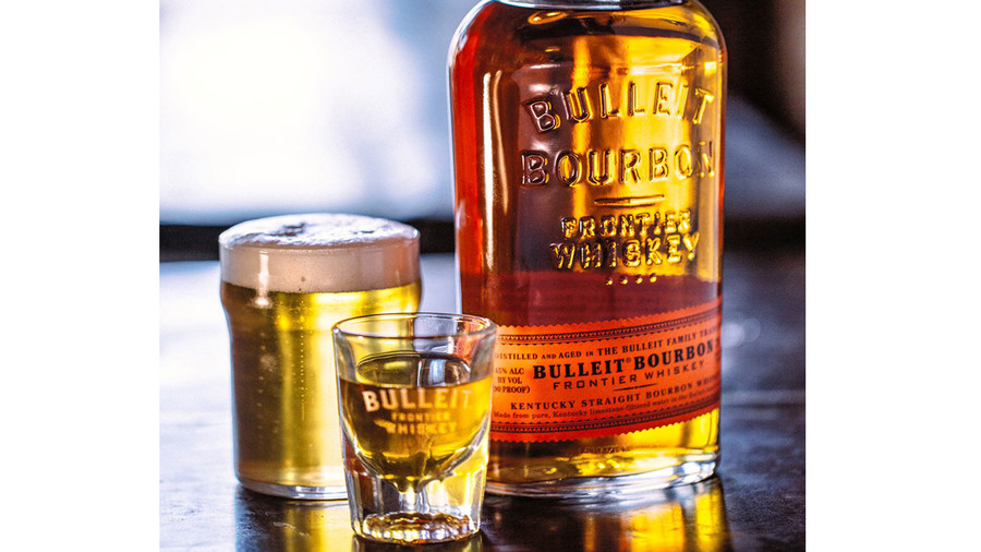 Best Basic: Bulleit Kentucky Straight Bourbon Frontier Whiskey