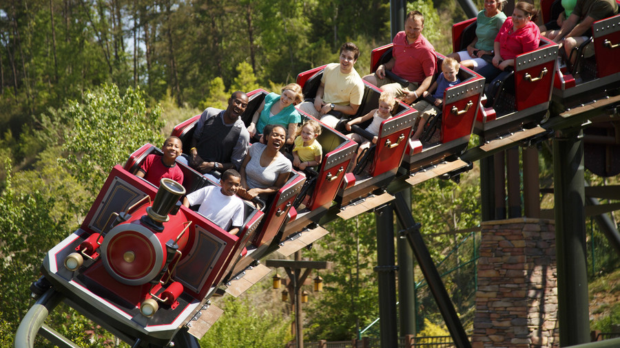 Dollywood FireChaser Express