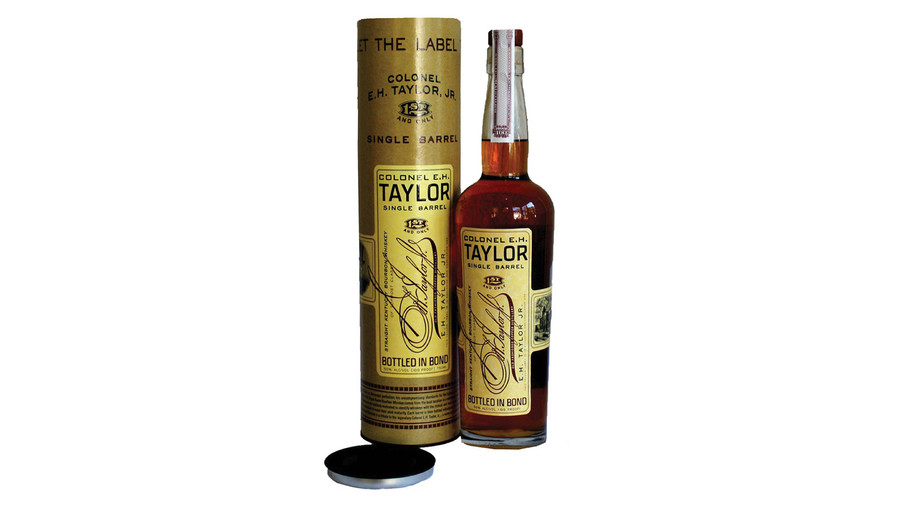 Best Gift-Worthy Bourbon: Colonel E.H. Taylor, Jr. Single Barrel
