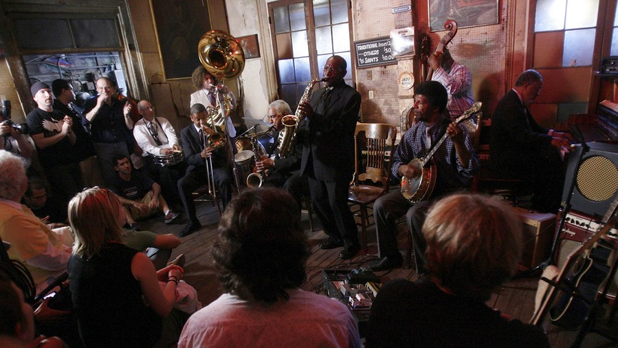 7. Listen to New Orleans Jazz at Preservation Hall