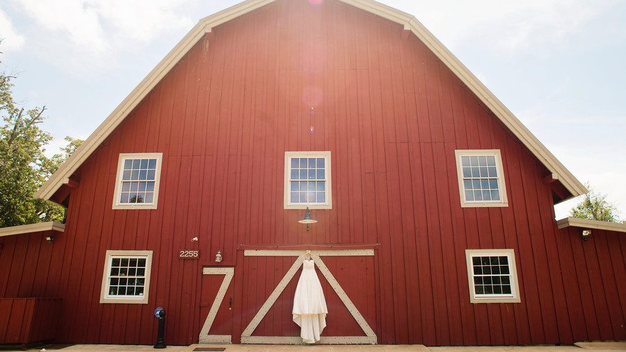 Rustic Arkansas Barn Wedding
