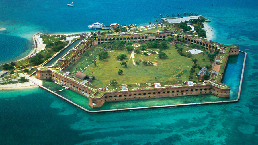 20. Take a Seaplane to the Dry Tortugas