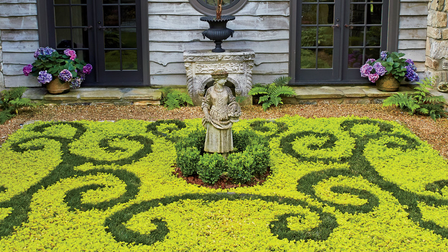 Parterre Garden in Highlands, NC