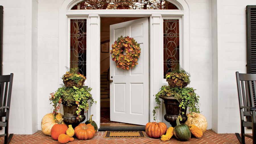 Elevate Your Autumn Urns