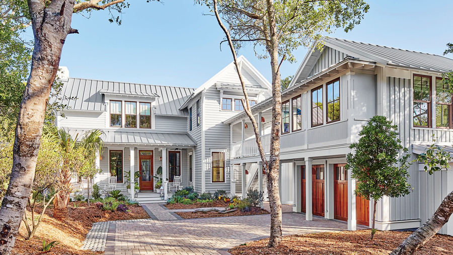 Our Dream Beach House Step Inside The 2017 Southern