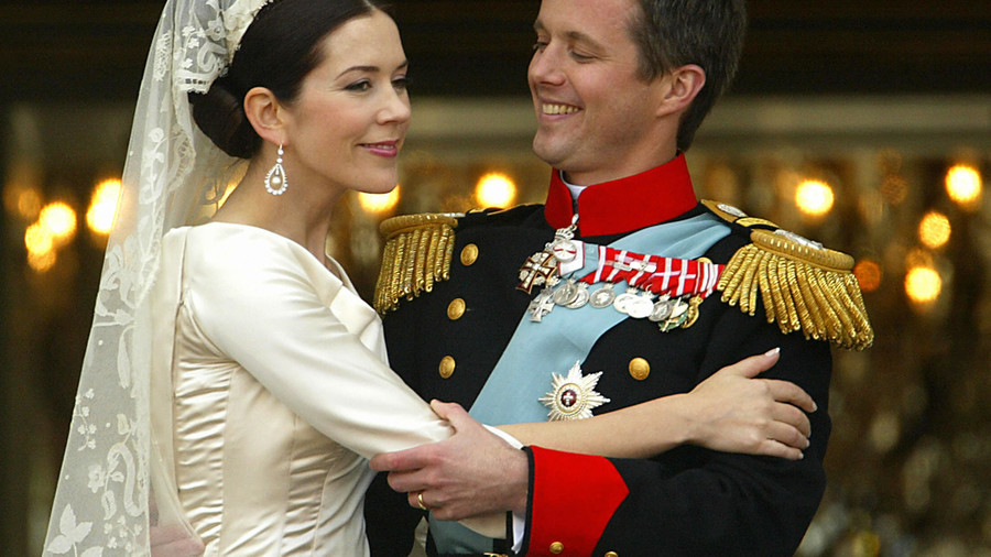 Prince Frederik of Denmark and Mary Donaldson