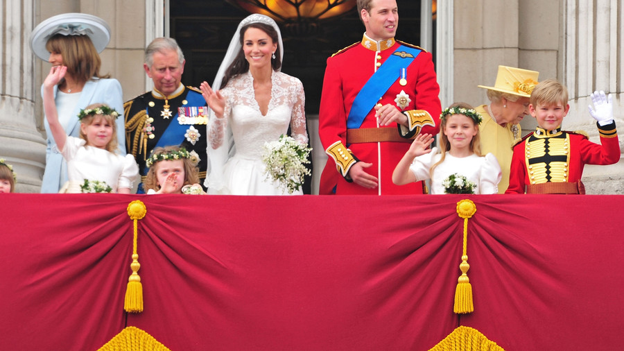 Prince William, Duke of Cambridge, and Catherine Middleton