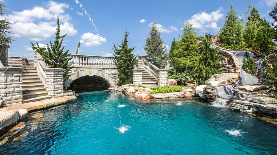 The Outdoor Oasis