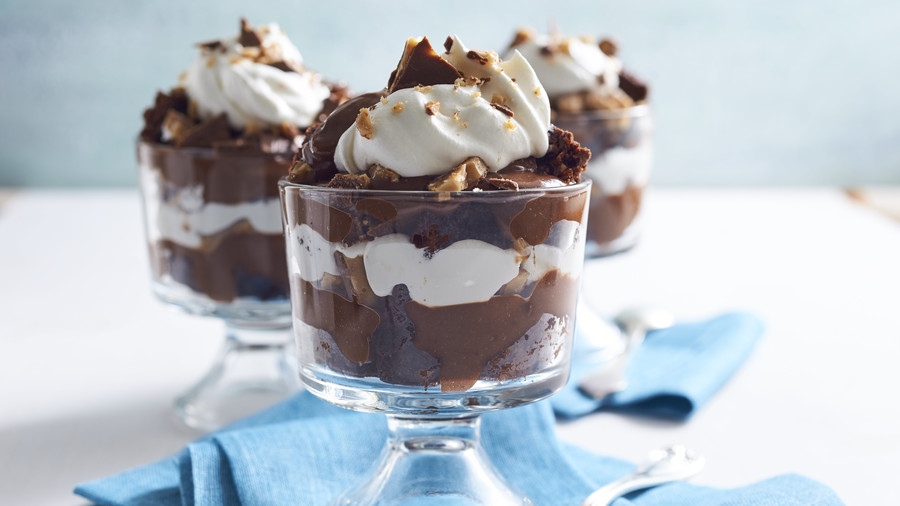 Chocolate Trifle Recipe