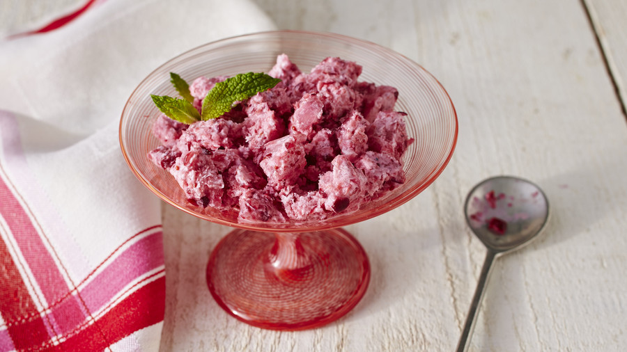 Frozen Cranberry Relish Recipe