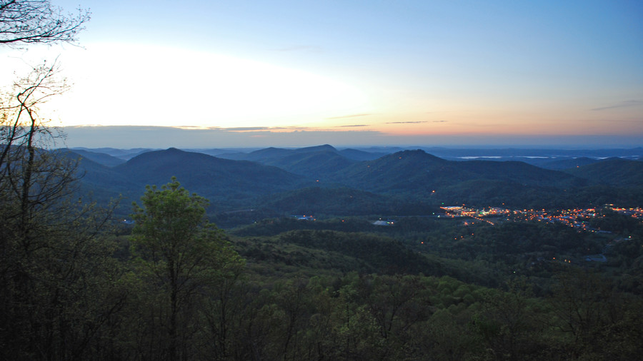 Our favorite engagement spots in every southern state for 21 overlook ridge terrace