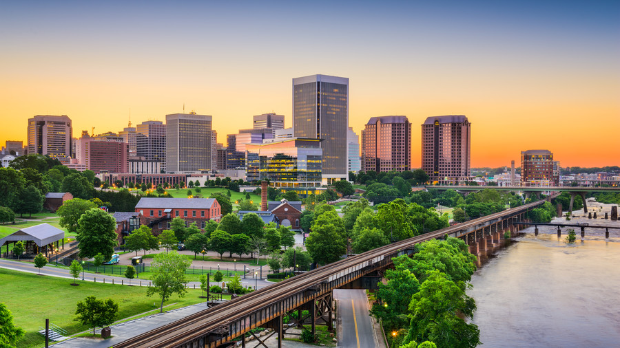Richmond, Virginia- River City