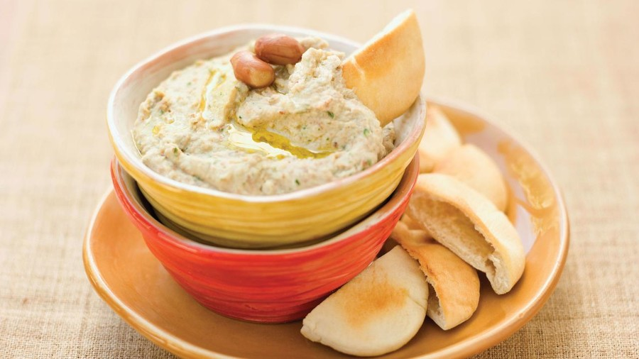 RX_1708_Delicious Snacks Perfect for After School_Boiled Peanut Hummus