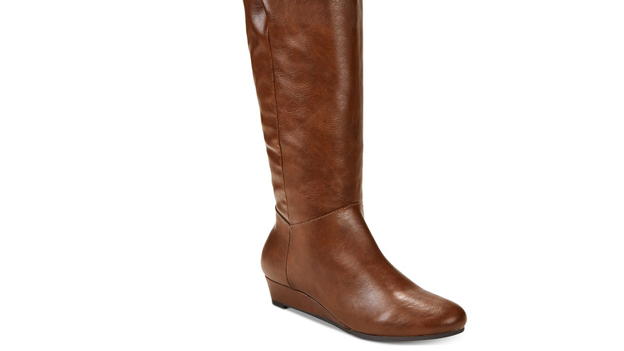 Style & Co Rainne Wedge Tall Boots