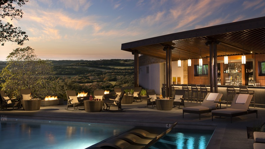 Texas: La Cantera Resort & Spa in San Antonio