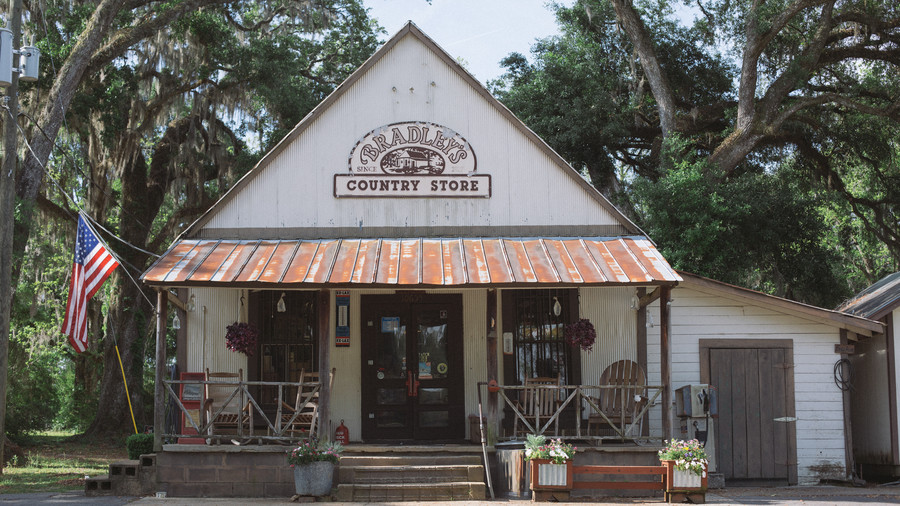 Bradley's Country Store in Tallahassee, Florida