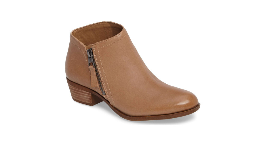 Brielley 2 Asymmetrical Bootie