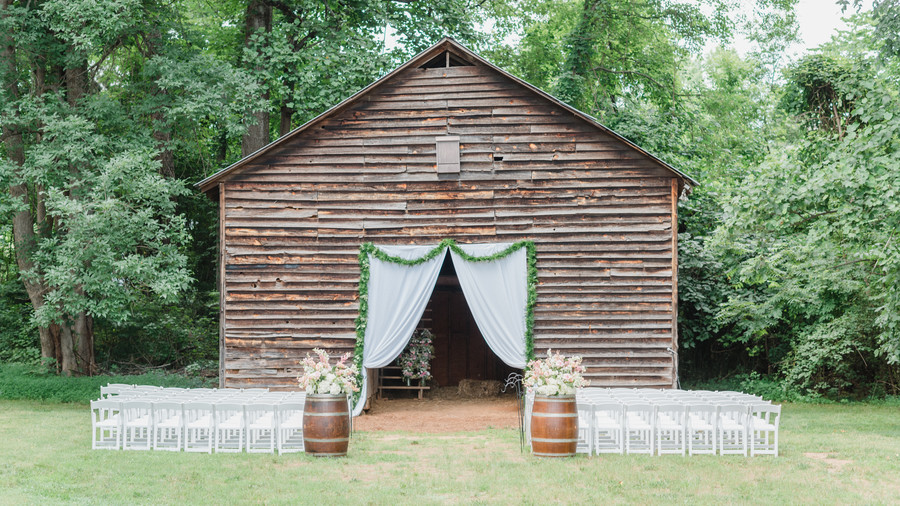 Beaver Dam Historic House Wedding