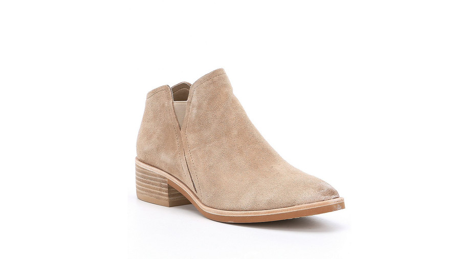 RX_1709_Comfortable Booties_Dolce Vita Tay Suede Booties