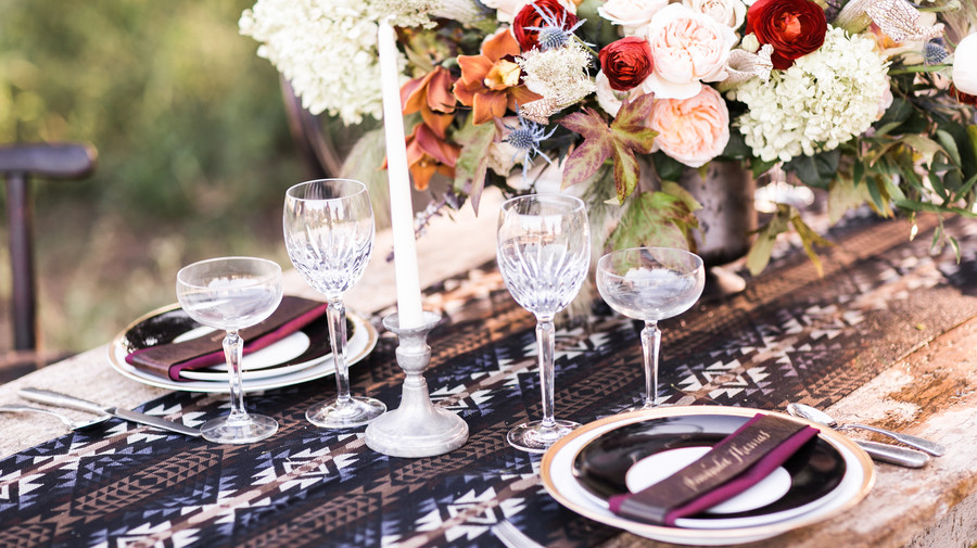 A Touch of Tabletop Romance