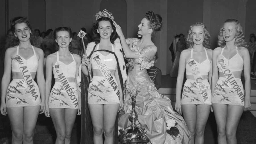 Miss America 1947 Barbara Walker