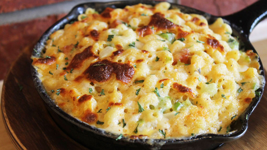 New Hampshire: Mr. Mac's Macaroni & Cheese