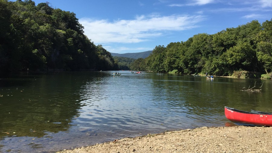 8. Shenandoah River Outfitters