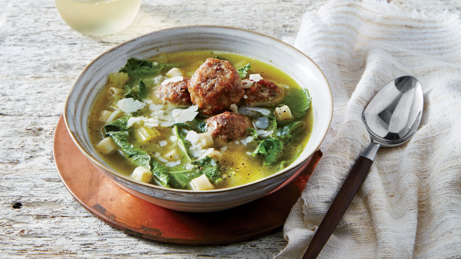 Southern Wedding Soup