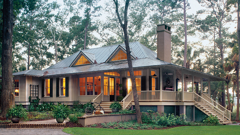 Southern living house plans summer lake for Summerlake house plan