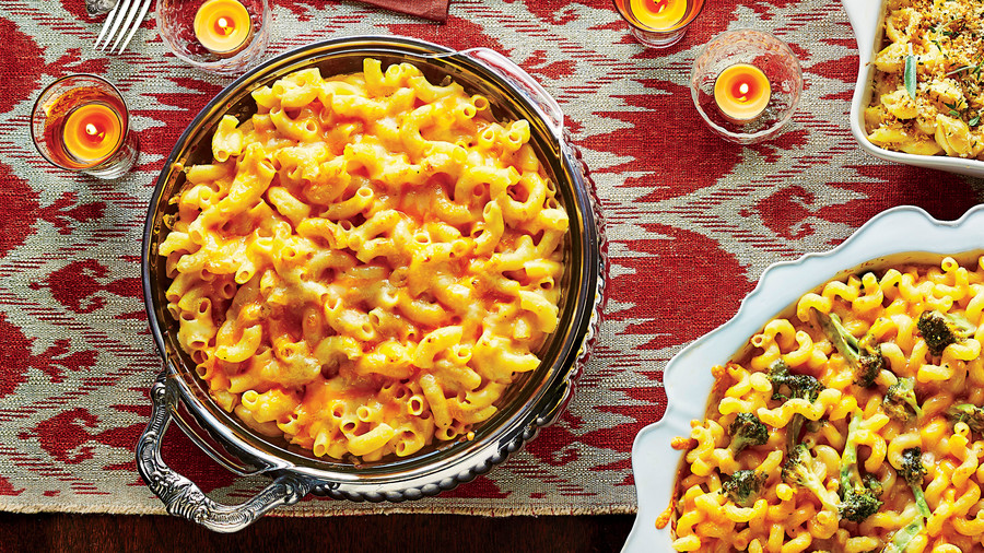 RX_1805_9x13 Pasta Recipes_Best-Ever Macaroni and Cheese