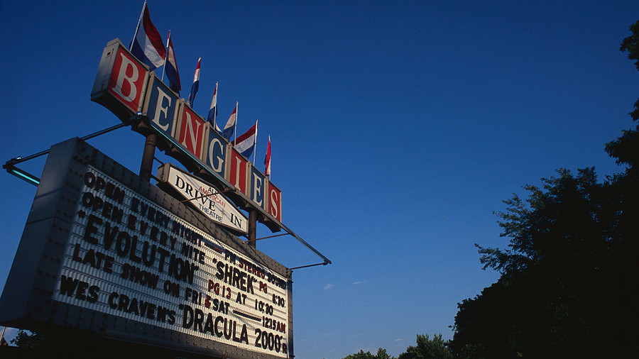 Bengies Drive-In Theatre