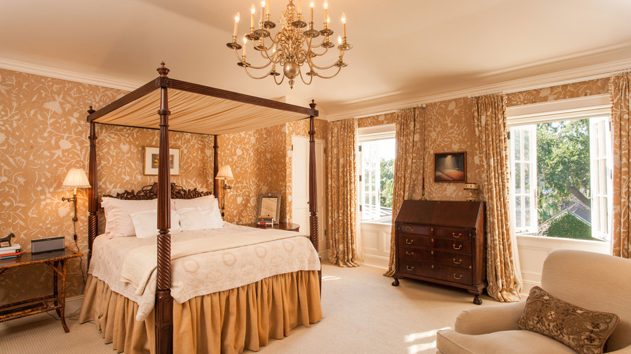 The Gold Bedroom