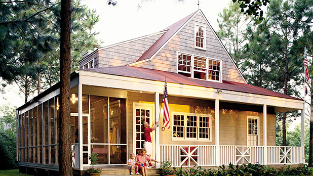Nautical Cottage, Plan #224