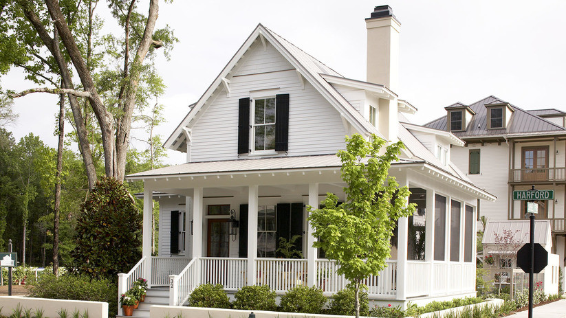 Sugarberry Cottage, Plan #1648. 7 Of 20 Southern Living