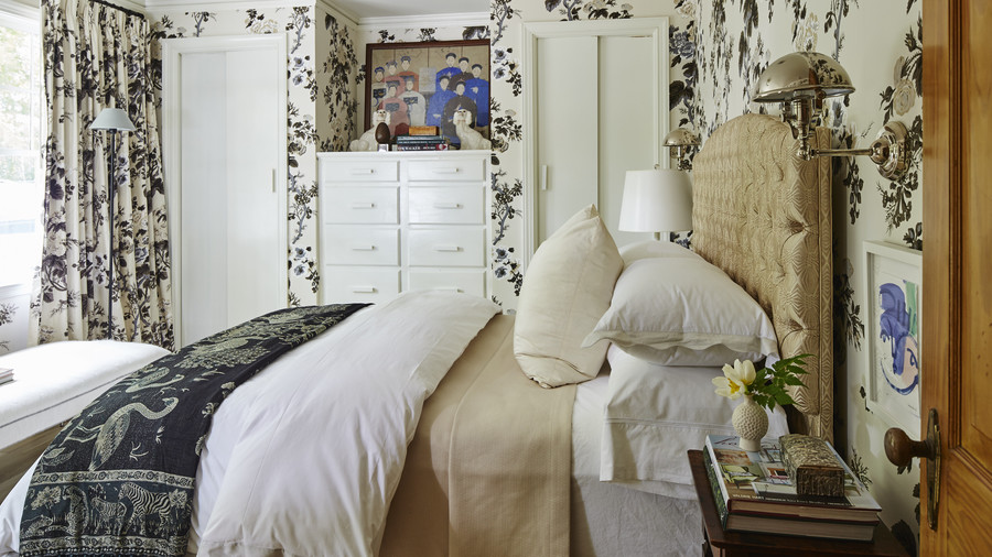 Shaun Smith New Orleans Ranch Girl's Guest Bedroom
