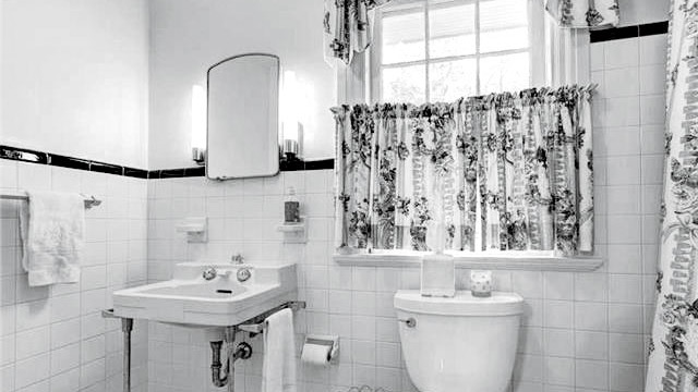 The Guest Bath Before