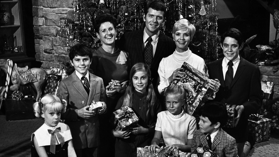 """The Brady Bunch, """"Voice of Christmas"""""""
