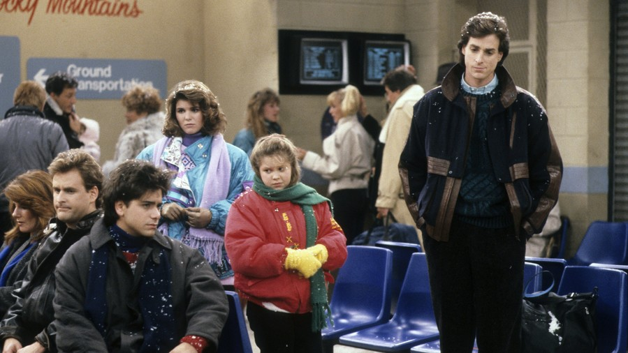 "Full House, ""Our Very First Christmas Show"""