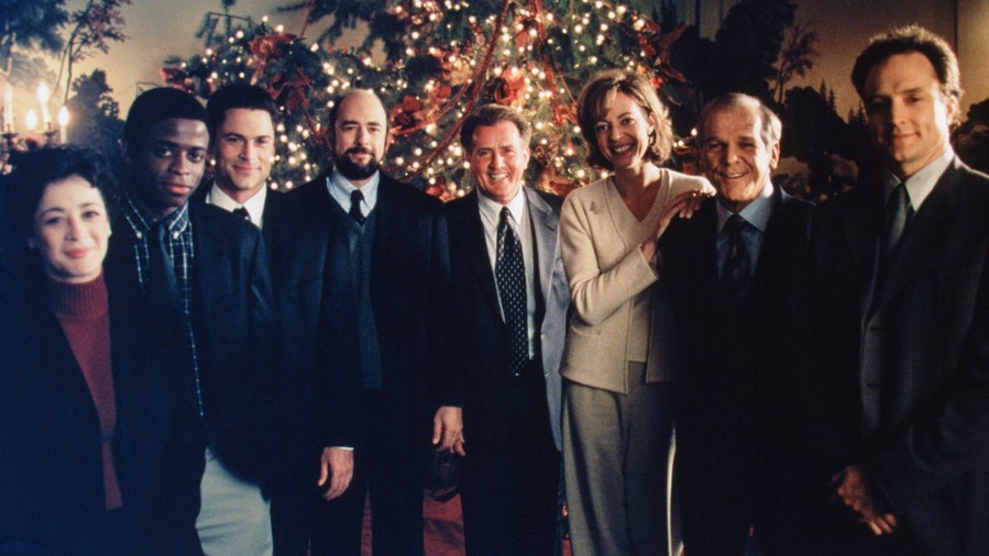 """The West Wing, """"In Excelsis Deo"""""""