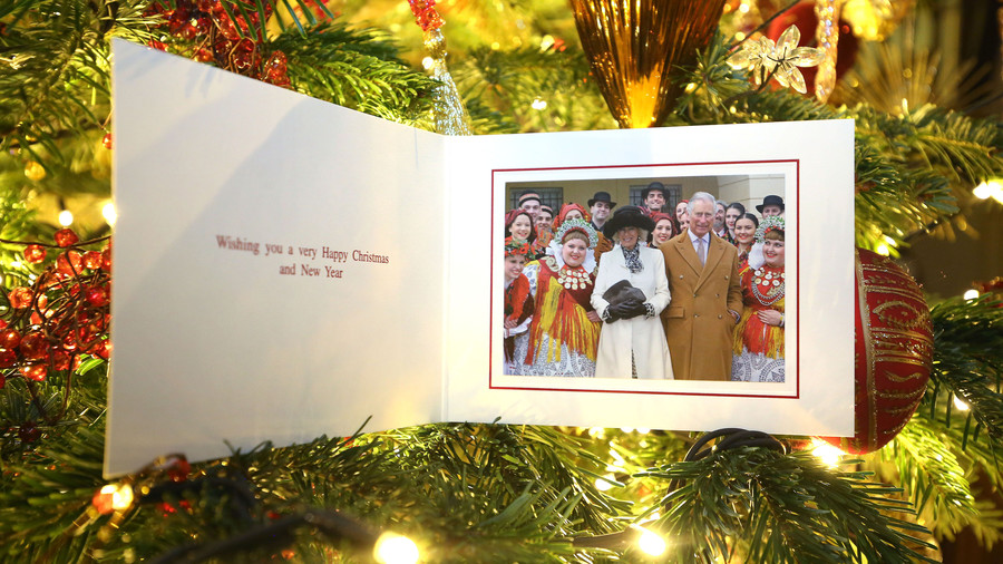 They Send Christmas Cards